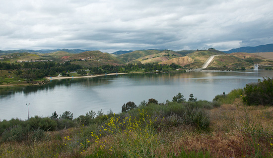 Castaic Lake Lagoon