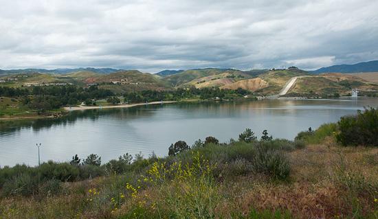 Castaic Lake Lagoon